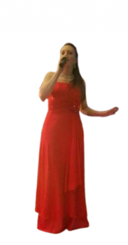 Adeline 20robe 20rouge removebg preview