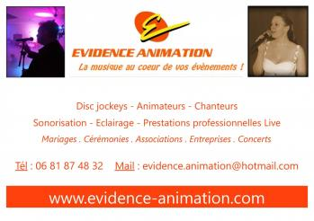 Affiche communication Evidence