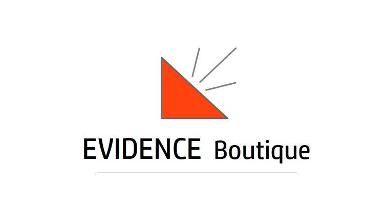 Logo boutique evidence