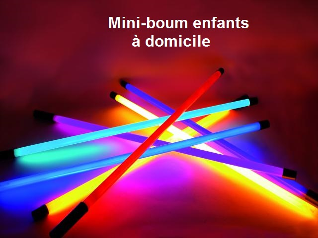 Mini boum