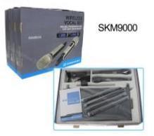 Sennheiser skm9000 duo