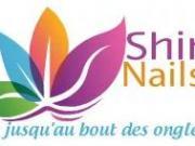 Shine nails logo