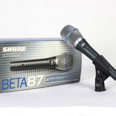 Shure beta 87